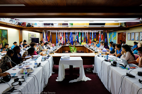 CRIHAP delegation attends Culture, Arts, and Sustainable Development in the Pacific Forum