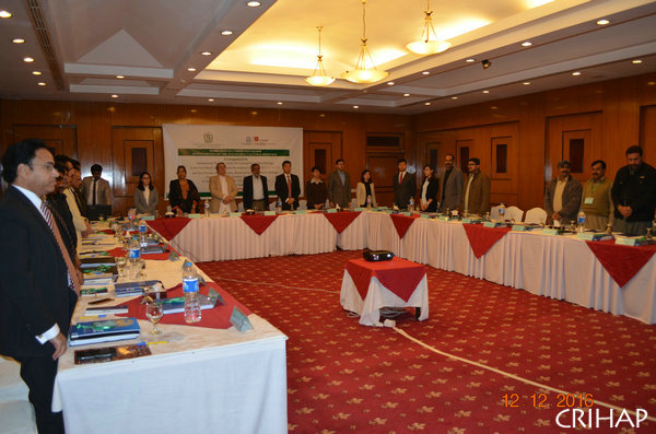 Workshop on Community-based Inventorying of Intangible Cultural Heritage held in Pakistan