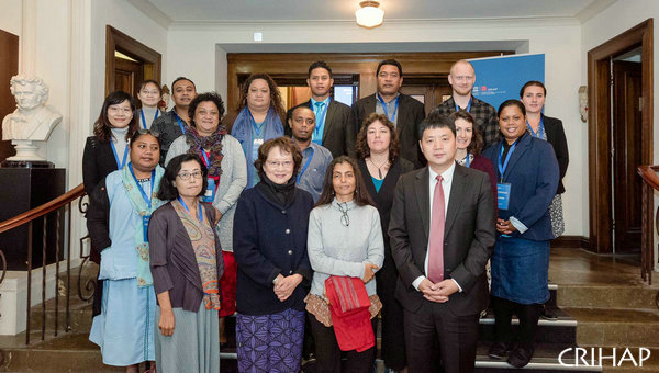 CRIHAP's workshop on ICH protection held in New Zealand