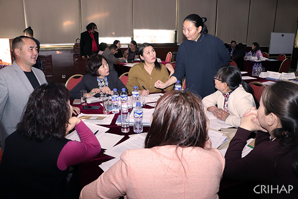 CRIHAP holds Capacity Building Workshop on ICH in Mongolia